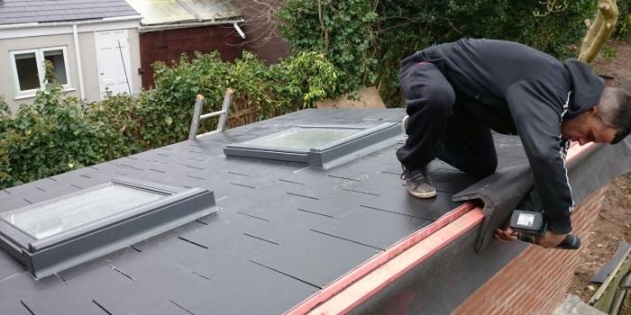Slate Roofs & Tiling