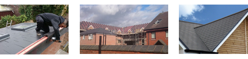 Slating - Tiling - New Roofs & Re-Roofs