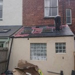 New slate roof with VELUX windows