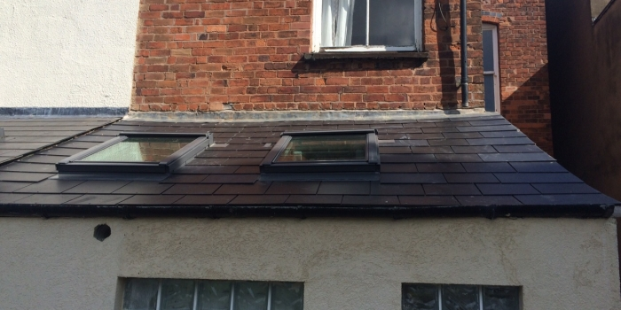 New Slate Roof – Harborne