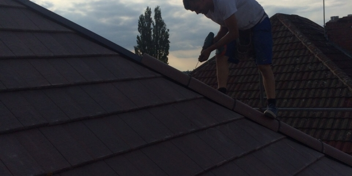 Finished Re-Roof – Kings Norton
