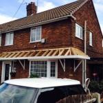 New Porch And Canopy - Bilston