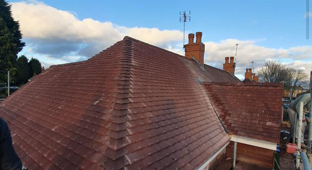 Extension Roof – Council Bungalow – Tipton