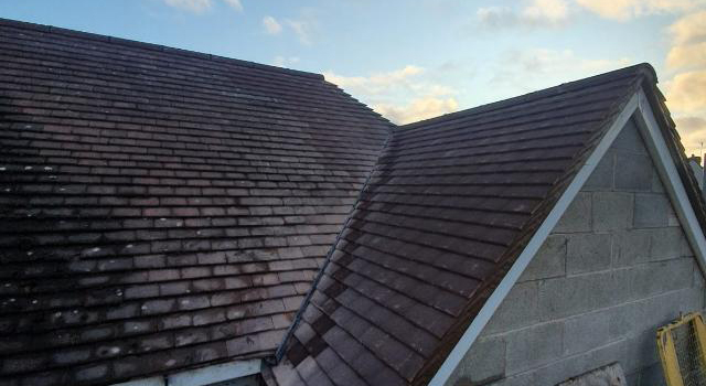 Extension Roof - Council Bungalow - Tipton (3)