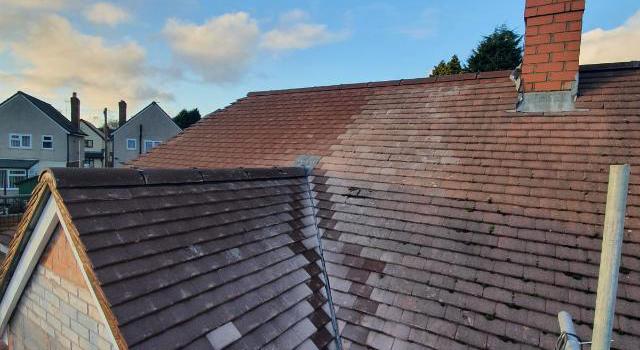 Extension Roof - Council Bungalow - Tipton (4)