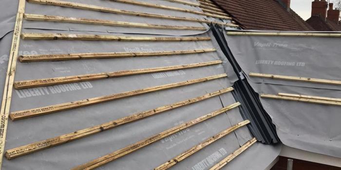 Extension Roof - Council Bungalow - Tipton (6)